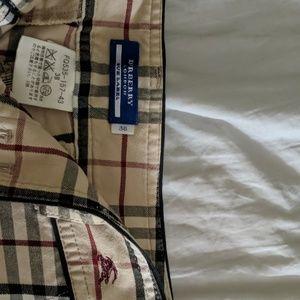 Burberry Shorts - Burberry Blue Label shorts